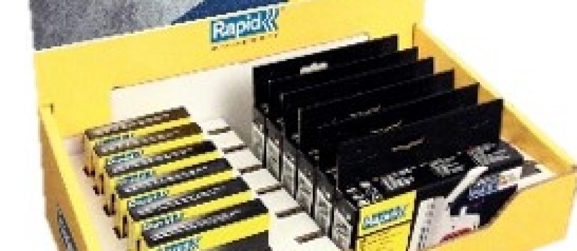 "Rapid  ""Made in Sweden"" displays"